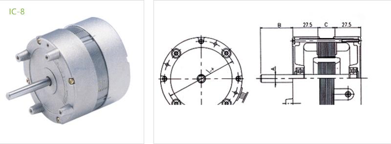 fan condenser IC-8 type 9