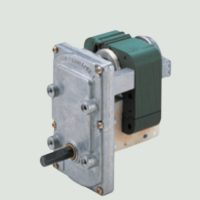 shaded pole gear motor D series ISG-3 TYPE 01